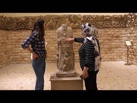 'Artefact detectives' in Iraq aim to end the theft of their history photo