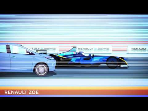 2017 Renault Formula E | Renault Sport