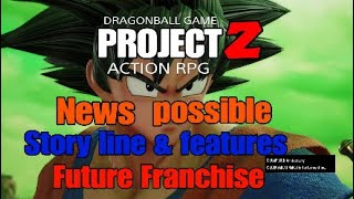 DRAGONBALL Project Z News update
