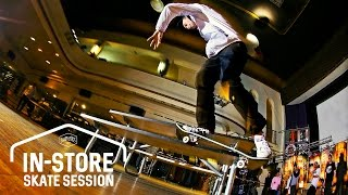 Titus Münster In-Store Skate Session