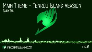 Fairy Tail OST IV (Disc.1) #24 - Main Theme - Tenrou Island Version