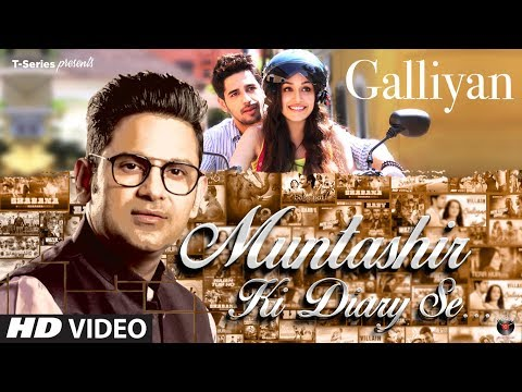 Muntashir Ki Diary Se: Galliyan | Episode 13 | Manoj Muntashir | T-Series
