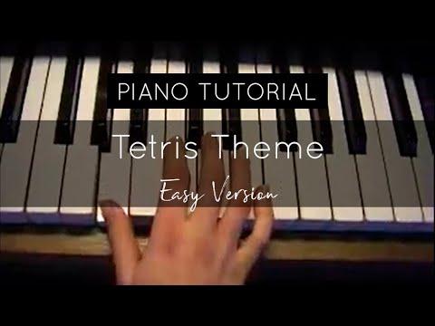 Comment jouer le thème de Tetris au piano