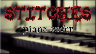 """""""Stitches"""" - Shawn Mendes (Piano Cover) w/ SHEET!!"""