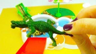 Видео для малышей, учим животных. Канал для детей СМОТРИШКА