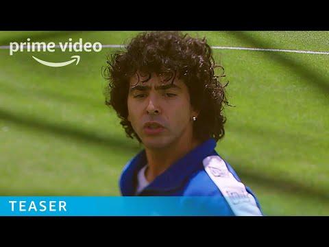 Maradona: Blessed Dream - Teaser Trailer | Prime Video