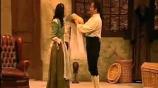 las bodas de figaro  acto 1, aria 1  dueto