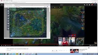 [Review] Tyler1 vs Nightblue3 baron call video analysis.