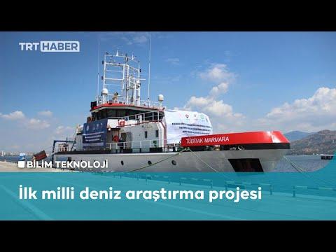 Türkiye Deprem Platformu ilk deniz araştırma seferine çıktı