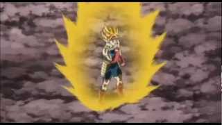 Dragon Ball Z In My Remains Linkin Park