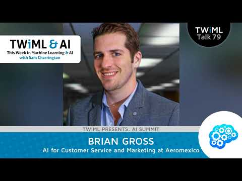 Brian Gross Interview - AI for Customer Service and Marketing at Aeromexico