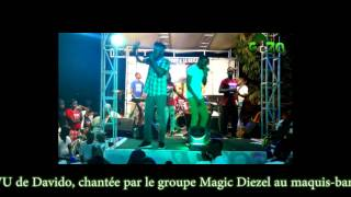 SKELEWU VERSION BETE CHANTER PAR MAGIC DIEZEL