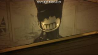 Bendy And The Ink Machine Chapter 1 (Prototype Version) Jumpscares