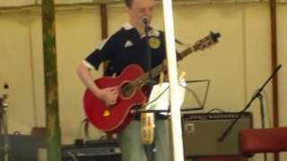 Edward Frank - hoochie coochie man - live at summer sounds