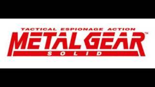Metal Gear Solid 2 Music - Sniping At Vamp