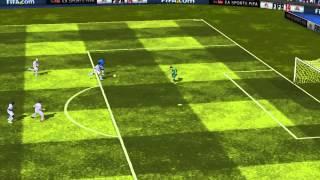 FIFA 14 iPhone/iPad - Razz FC vs. PSG