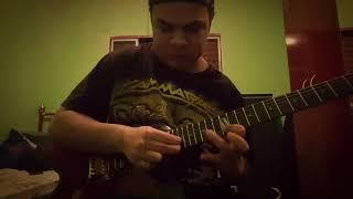 Solo One-Metallica Guitar Cover