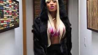 WORK (Explicit) - Nicki Minaj, Iggy Azalea ft Azealia Banks