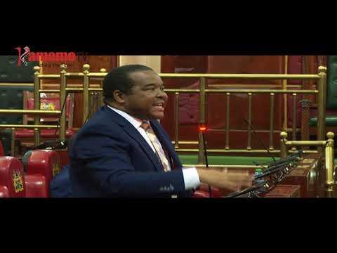 Minister gwikora haceke gutariria wigii kuongerereka kwa mbanjeti na 80B