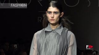 MORFOSIS Haute Couture Spring 2019 Rome - Fashion Channel