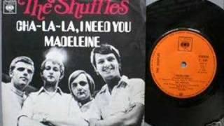THE SHUFFLES  -  Cha la la te necesito 1969