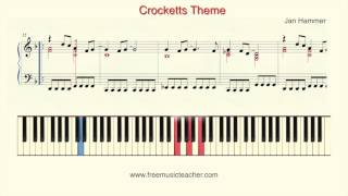 Jan Hammer   Crocketts Theme