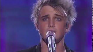 "Dalton Rapattoni - ""Rebel Yell"" By Billy Idol (AI15 Top 24 Solo)"