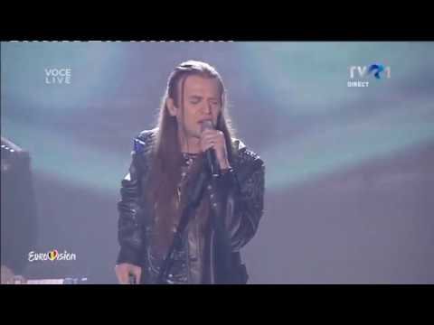 Rafael & Friends - We are one | Finala Eurovision România 2018