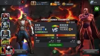 MCOC Act 4.2.6  SL 3* beat Magneto