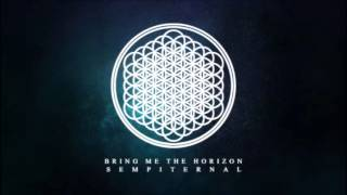 Bring Me The Horizon - Can You Feel My Heart (Lyric Video)
