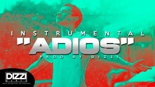 "Reggaeton Romantico Beat Instrumental 2017 - ""Adios"" (Prod. By Dizzi)"