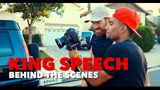 Futuristic - King Speech #OneTake (Behind The Scenes)
