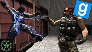 Tase Fist - Gmod: Trouble in Terrorist Town w/ Fiona Nova | Let's Play width=