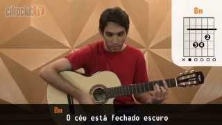 Videoaula Chuva (aula de violão simplificada)