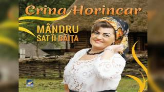 Crina Horincar - Io-s fata de-a` lui Zamfir - CD - Mandru sat ii Baita