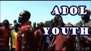 Dinka Bor traditional dance.....ADOL YOUTH (GAK)