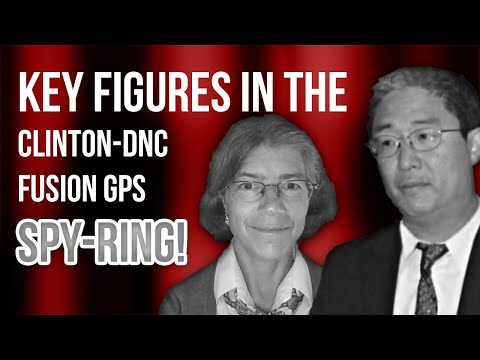 Nellie Ohr is a Key Figure in the Clinton-DNC-Fusion GPS Spy-Ring | Tom Fitton