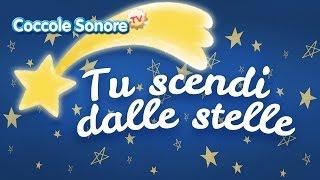 Tu scendi dalle stelle - Canzoni per bambini di Coccole Sonore