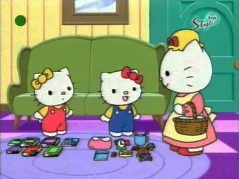 Hello Kitty - odcinek 08 B bajki - Co mamy w sklepie PL