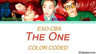 EXO-CBX (첸백시) - The One |Sub. Español + Color Coded| (HAN/ROM/ESP)