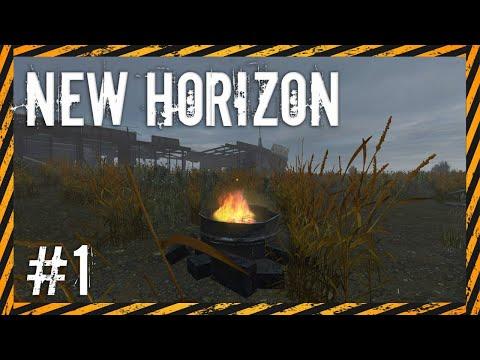 S.T.A.L.K.E.R New Horizon [DayZ]   1 Часть 4 Сезон (Кобра)