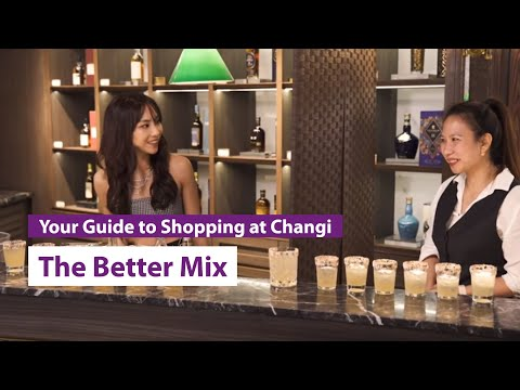 iShopChangi: The Better Mix