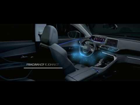 Nya PEUGEOT 3008 SUV | i-Cockpit Amplify