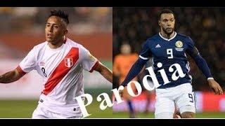 Canción Peru Vs Escocia 2-0 (Parodia Enrique Iglesias ft. Bad Bunny - EL BAÑO)