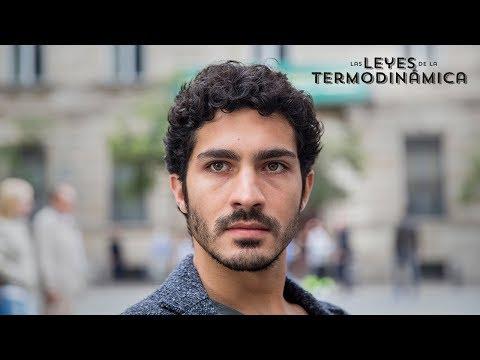 LAS LEYES DE LA TERMODINÁMICA. Manel, Pablo y el amor. En cines 20 de abril.