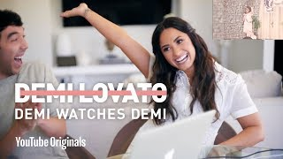 Demi Lovato Reacts to Demi Lovato's Childhood Videos