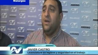 JAVIER CASTRO LIC  EN HIGIENE Y SEGURIDAD UNC
