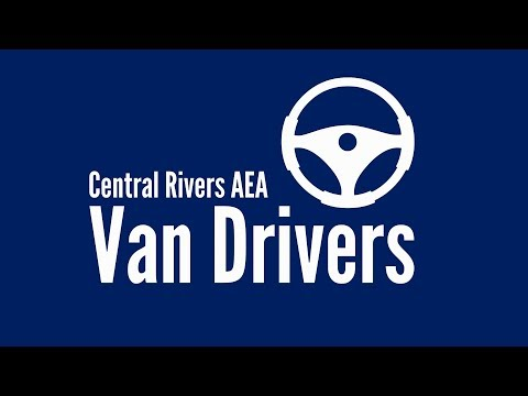 Video Central Rivers AEA Van Delivery Drivers