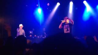 Nujabes - Blessing it (feat. Substantial & Pase Rock) [LIVE @ LIQUIDROOM TOKYO 2015]