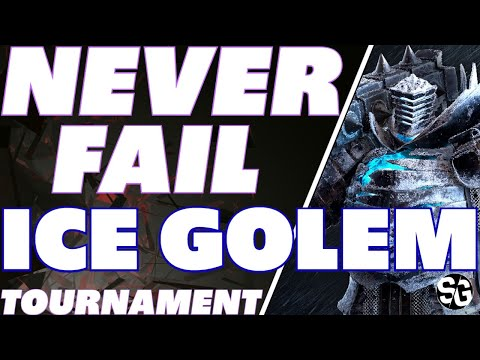 Never fail ICE GOLEM again H.Elf Tournament Raid Shadow Legends high elves tournament ice golem